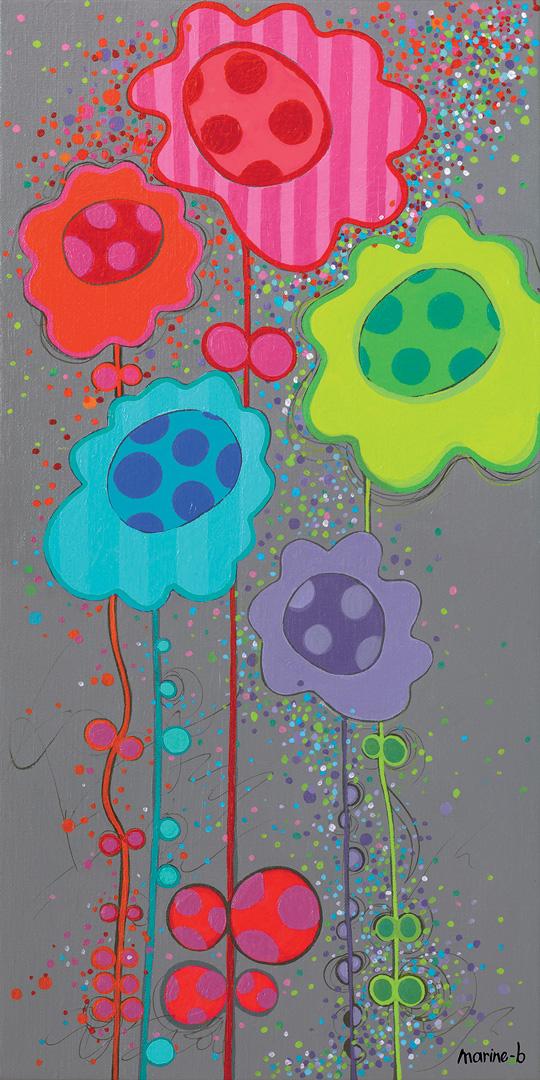 confettis de fleurs   ...